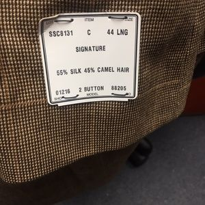 NWT-Jos A Bank Signature Sport Jacket-117